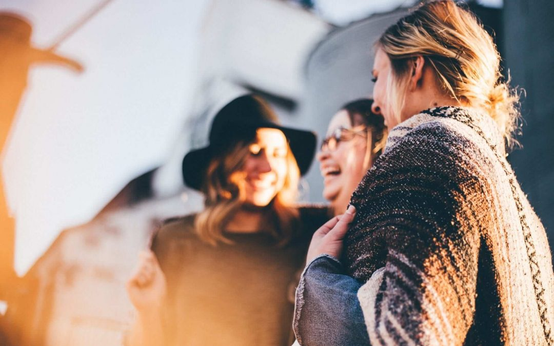 The Neurochemistry Behind Positive Conversations.