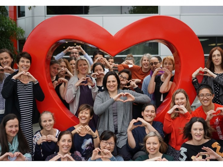 Heart Foundation Team
