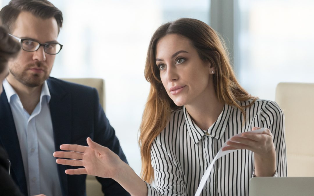 Simple steps leaders can take to manage workplace conflict