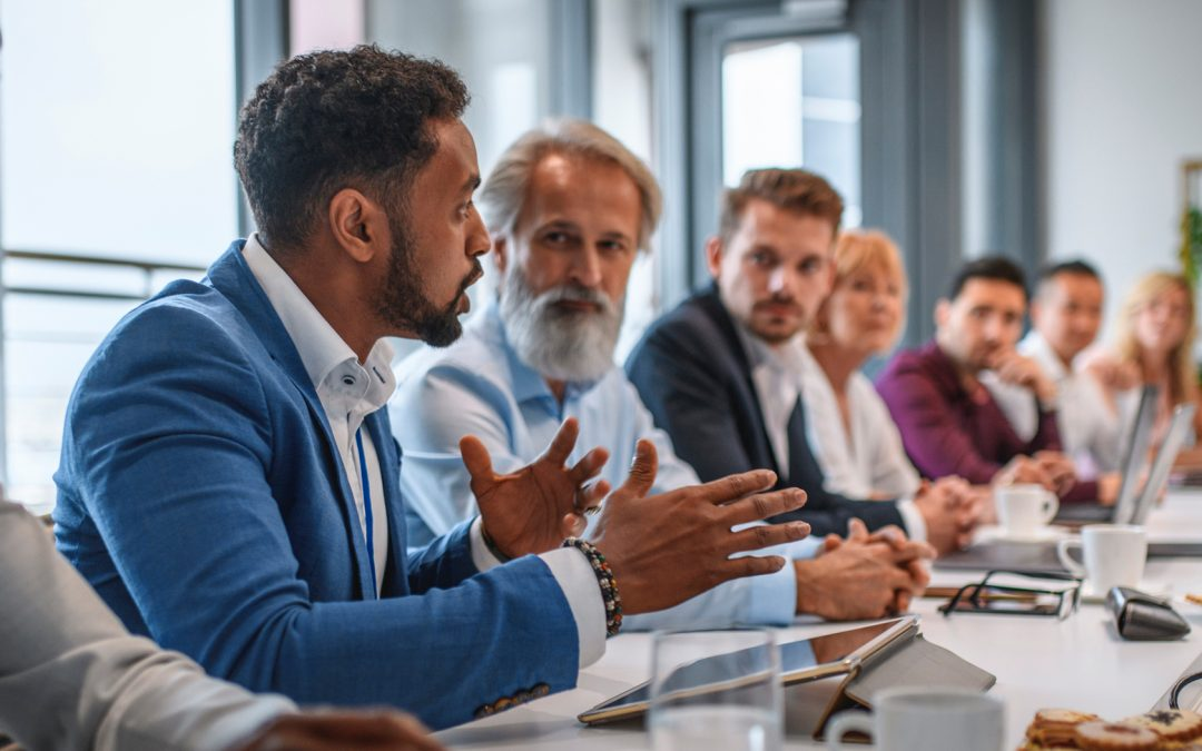 How top leaders manage having difficult conversations